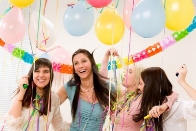 Things to Plan a birthday party